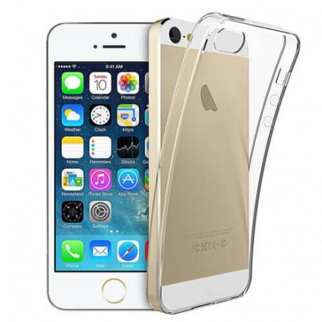 Custodia TPU Trasparente per iPhone 5/5C/5S/SE