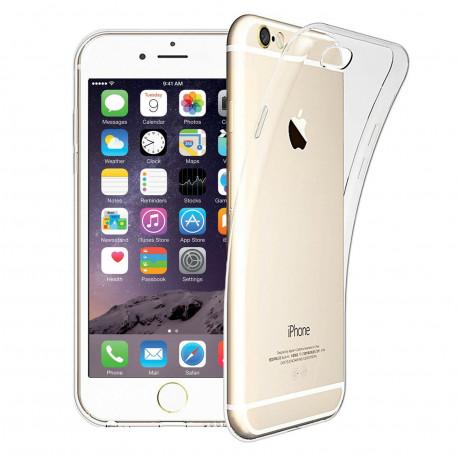 Custodia TPU Trasparente iPhone 6/6s Plus